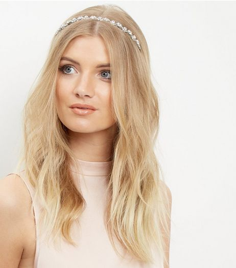 Crystal Diamante Headband  | New Look