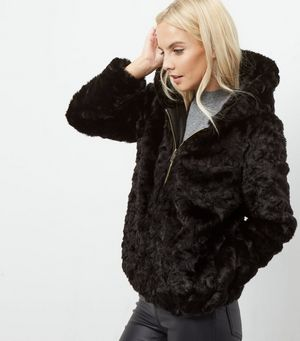 Free shipping and returns on Women's Black Fur & Faux-Fur Coats & Jackets at anthonyevans.tk