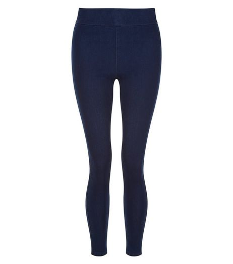 Teens Blue Sports Leggings | New Look