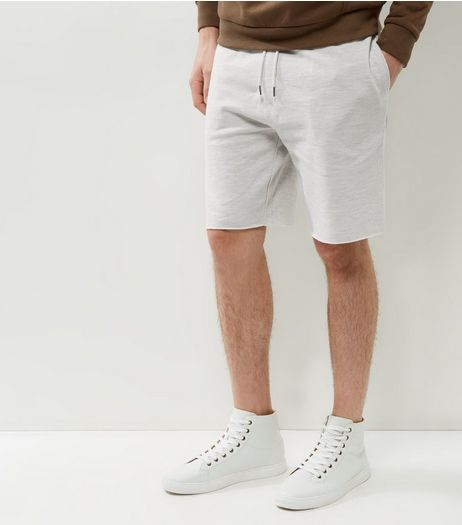 Oatmeal Pique Shorts | New Look