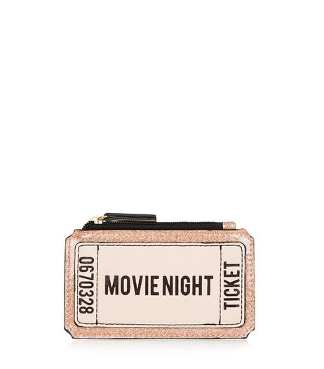 Bronze Movie Night Purse | New Look