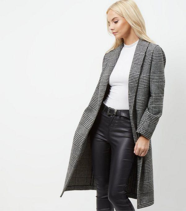 Petite Black Coats | Down Coat