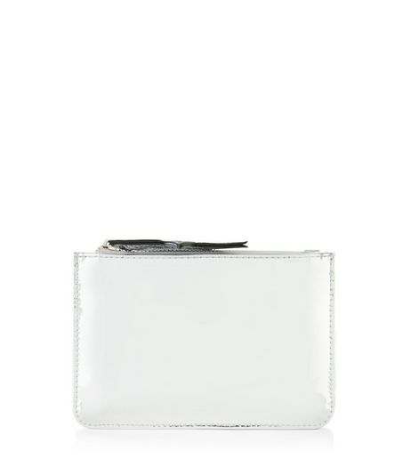 Silver Star Coin Purse | New Look