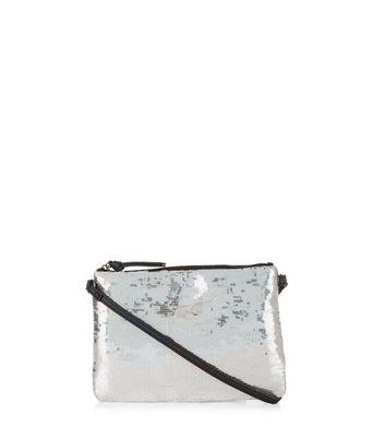 silver-sequin-across-body-bag