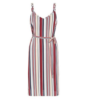 petite-white-stripe-midi-slip-dress