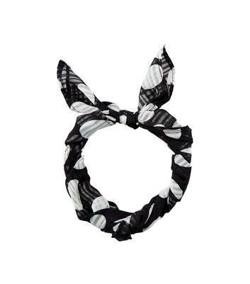 black-spot-print-bandana