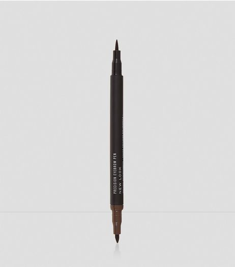 Medium Brown Precision Eyebrow Pen | New Look