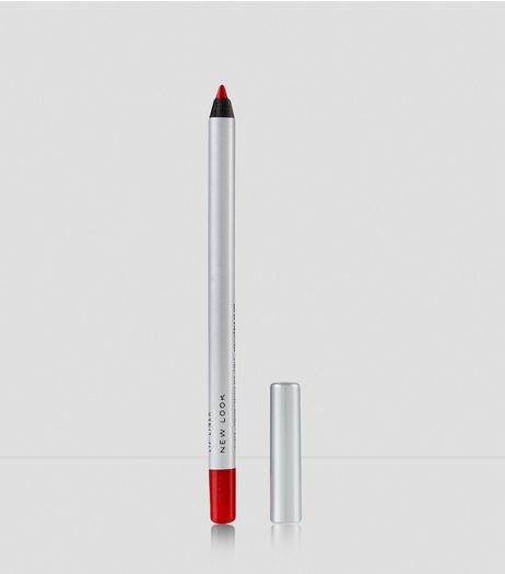 Rouge Red Lip Liner | New Look