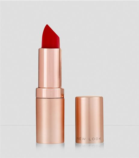 Red Matte Lipstick  | New Look