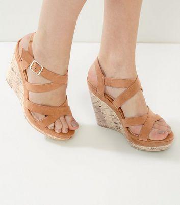 Nude Shoes  Women&39s Beige &amp Stone Heels  New Look