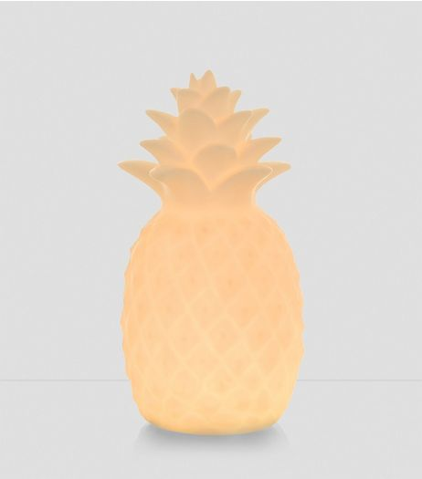White Pineapple Light | New Look