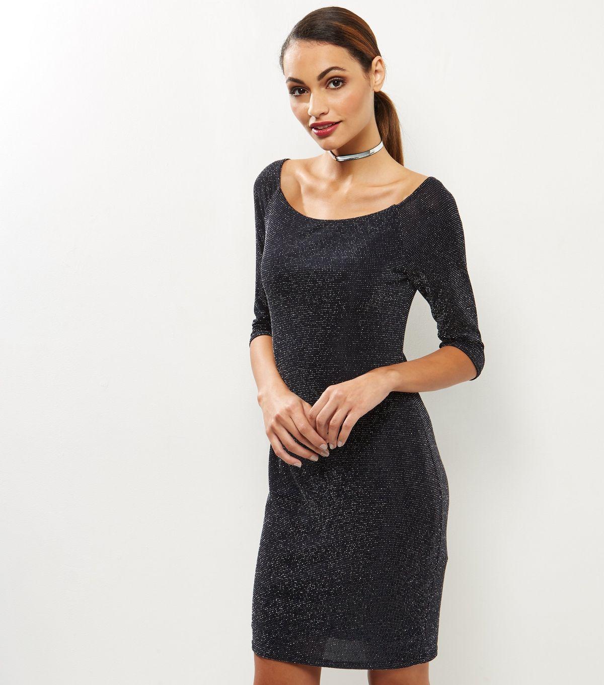 http://media.newlookassets.com/i/newlook/502930509/womens/tall/dresses/tall-black-dot-print-bardot-neck-dress/?$new_pdp_szoom_image_1200$