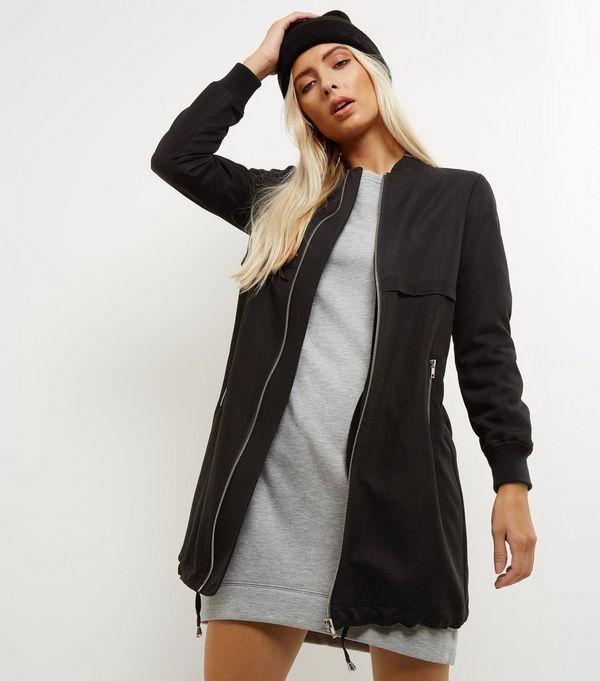 Petite Coats | Petite Jackets Blazers &amp Bombers | New Look