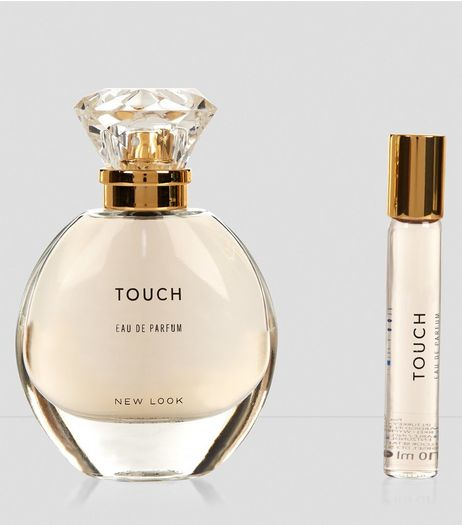 Touch Fragrance Tin Gift Set | New Look