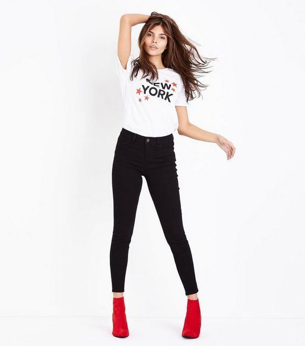 Black Skinny Jenna Jeans