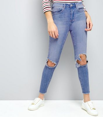 Ripped Jeans  Ripped &amp Distressed Jeans  New Look