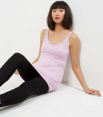 Pink Longline Vest