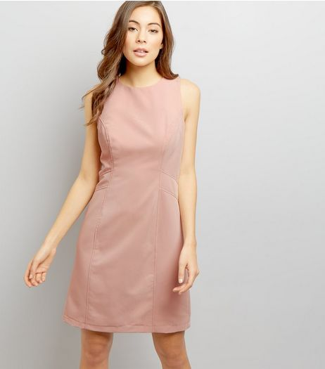Pink Suit Dress | New Look