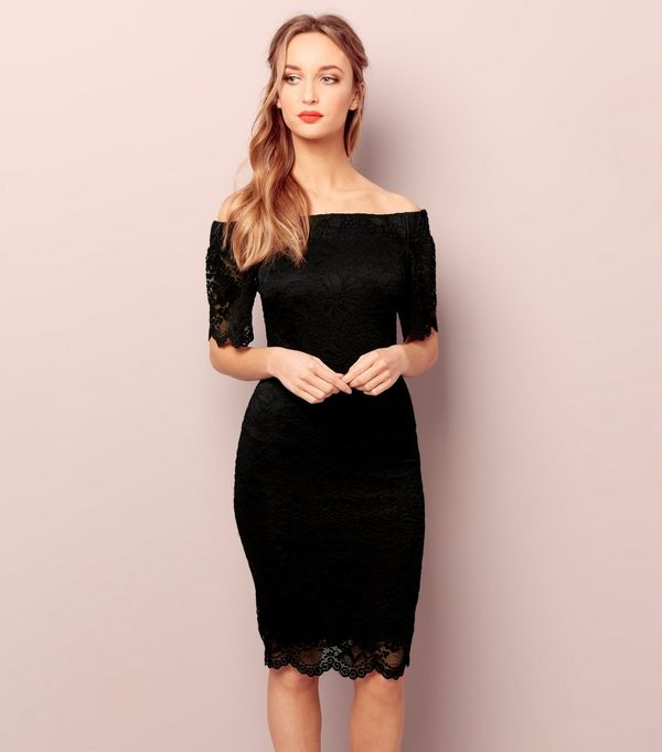 Party Dresses  Evening &amp Going Out Dresses  New Look