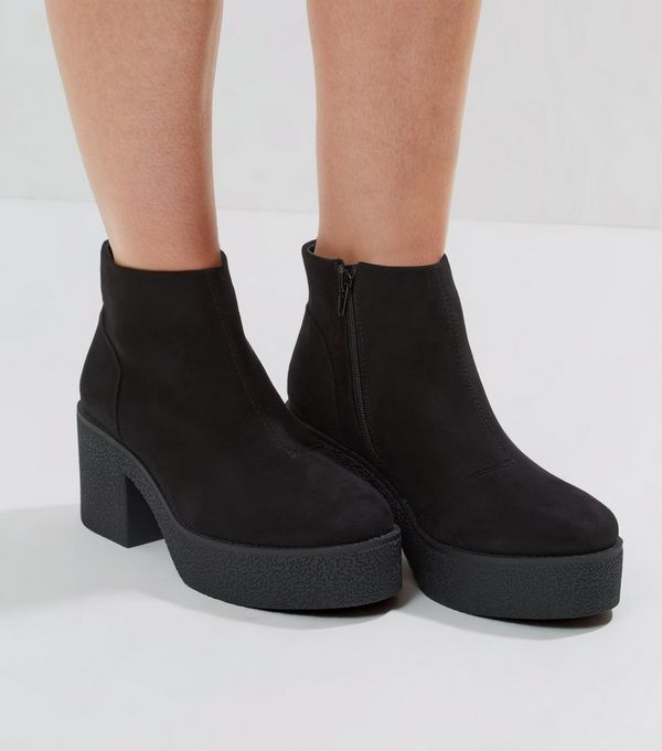 Womens Ankle Boots | Heeled &amp Flat Styles | New Look