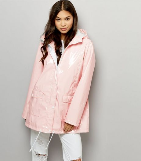 Pink Anorak | New Look