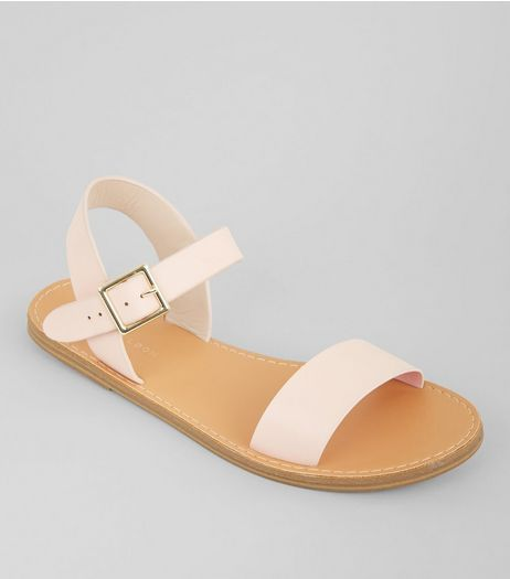 Pink Sandals | New Look