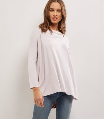 Lilac Long Sleeve Jumper