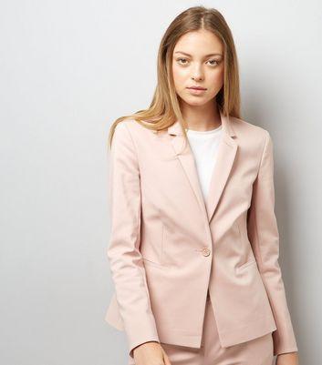 Mid Pink Premium Suit Jacket