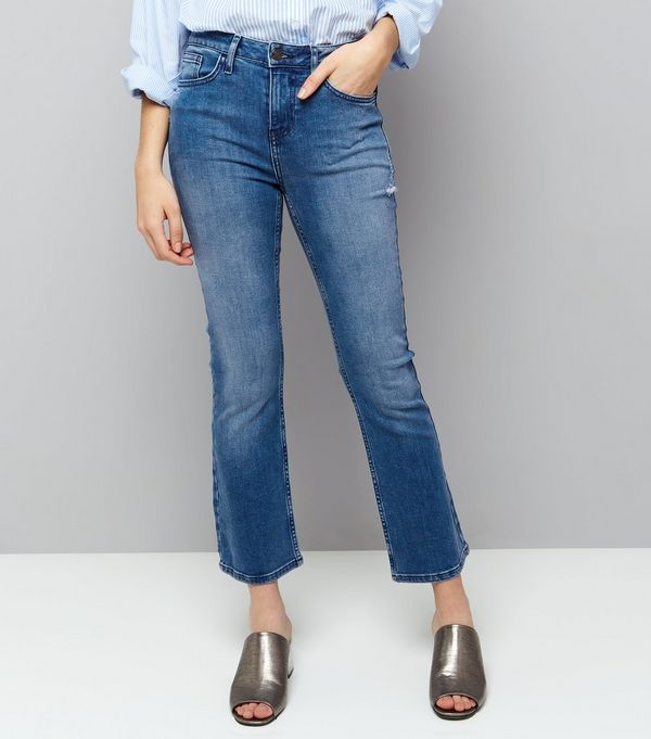 Womens Flared Jeans | Flares & Wide Ankle Jeans | New Look