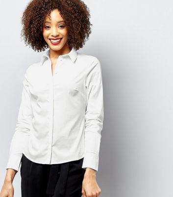 White Long Sleeve Shirt