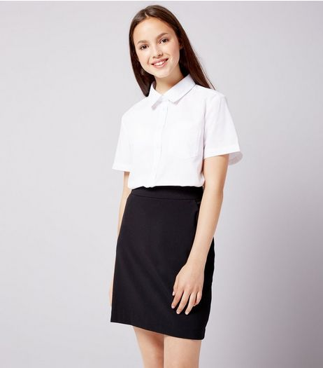 Teens 2 Pack White Shirts | New Look