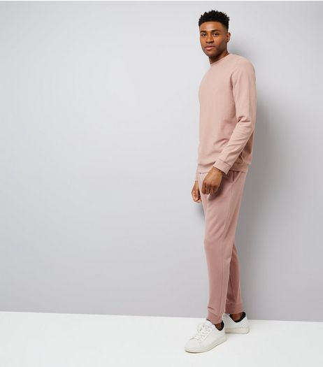 Deep Pink Joggers | New Look