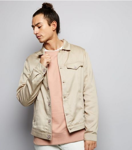 Cream Pocket Front Shacket | New Look