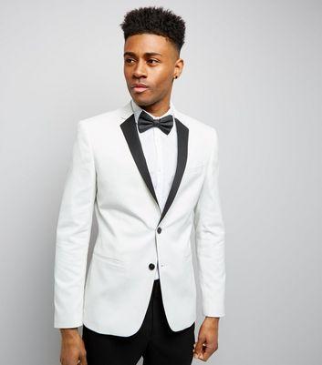 White Tux Jacket