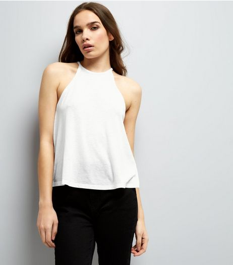 White Cami Top  | New Look