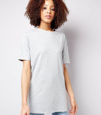 Grey Jersey Tunic