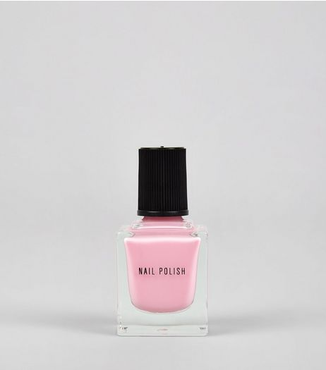 Candy Floss Pink Nail Polish | New Look