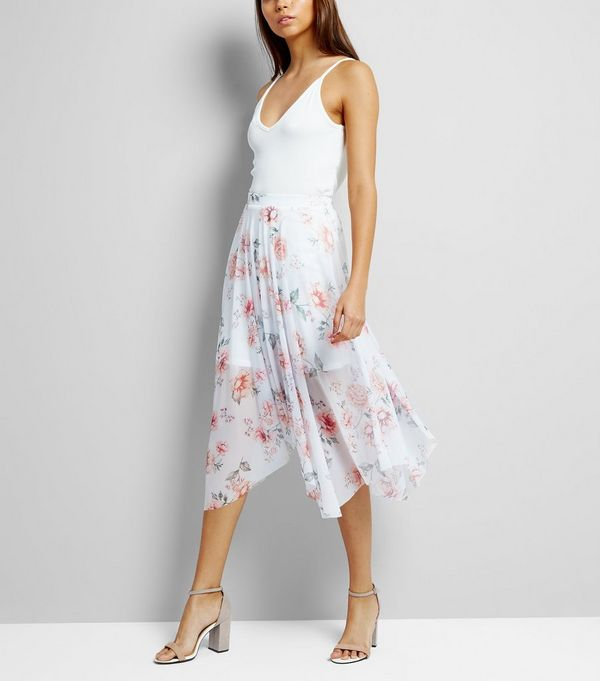 Tight Midi Skirt - Skirts