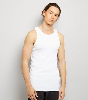 2 Pack Black And White Vests