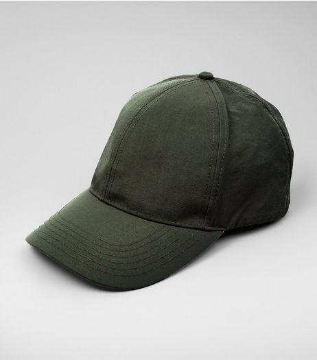 Khaki Cap | New Look