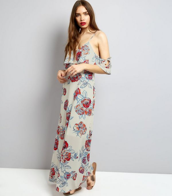 Tea n rose maxi dress next