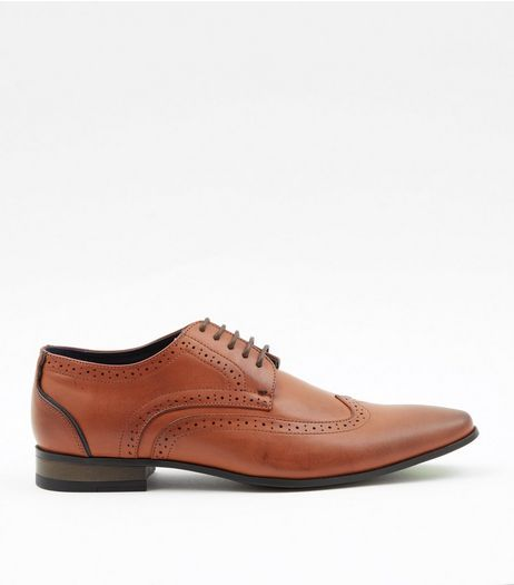 Brown Brogues | New Look