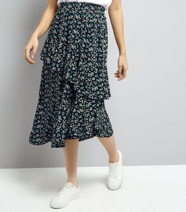 Cheap Skirts | A-Line, Midi & Mini Sale | New Look