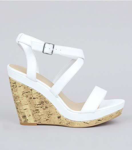 White Women's Wedges: coolnup03t.gq - Your Online Women's Shoes Store! Get 5% in rewards with Club O!